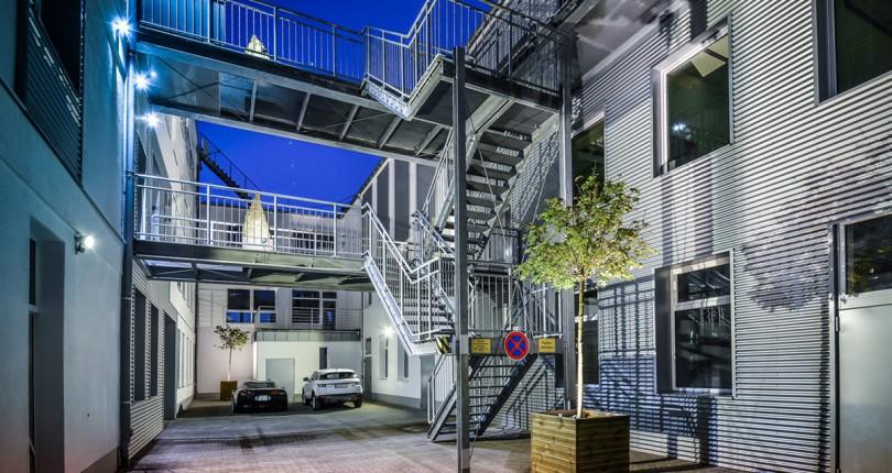 Loft-Wohnung mit 129 m² Wohnfläche im Binnerpark Neheim verkauft
