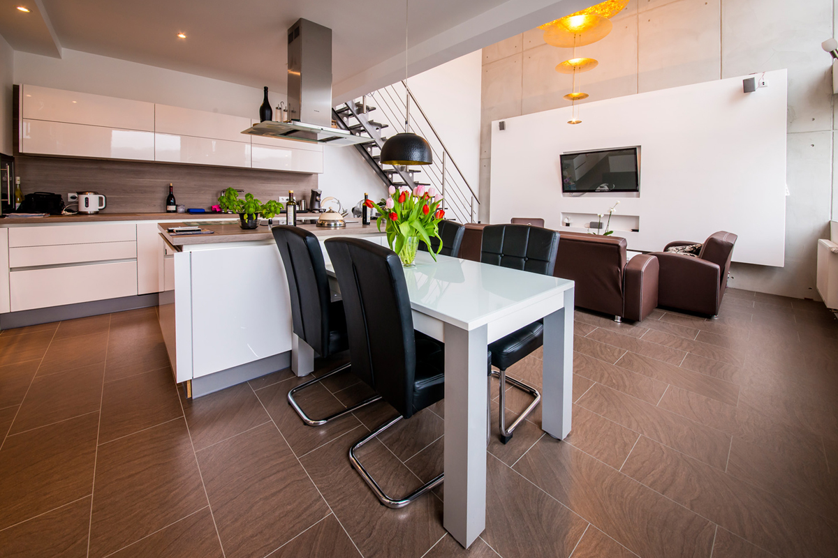 Loft-Wohnung mit 144 m² Wohnfläche im Binnerpark Neheim verkauft
