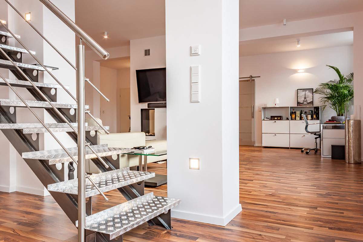 Loft-Wohnung mit 225 m² Wohnfläche im Binnerpark Neheim verkauft