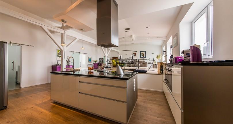 Loft-Wohnung mit 171 m² Wohnfläche im Binnerpark Neheim verkauft