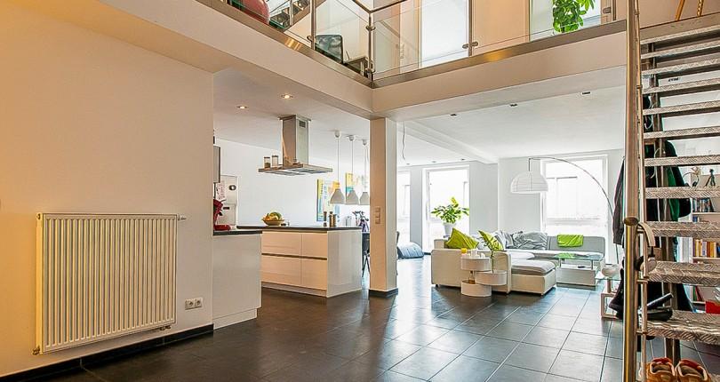 Loft-Wohnung mit 181 m² Wohnfläche im Binnerpark Neheim verkauft