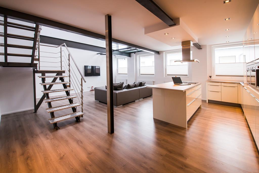 Loft-Wohnung mit 174 m² Wohnfläche im Binnerpark Neheim verkauft