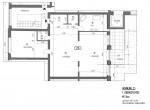 Grundrissplan Loft 23