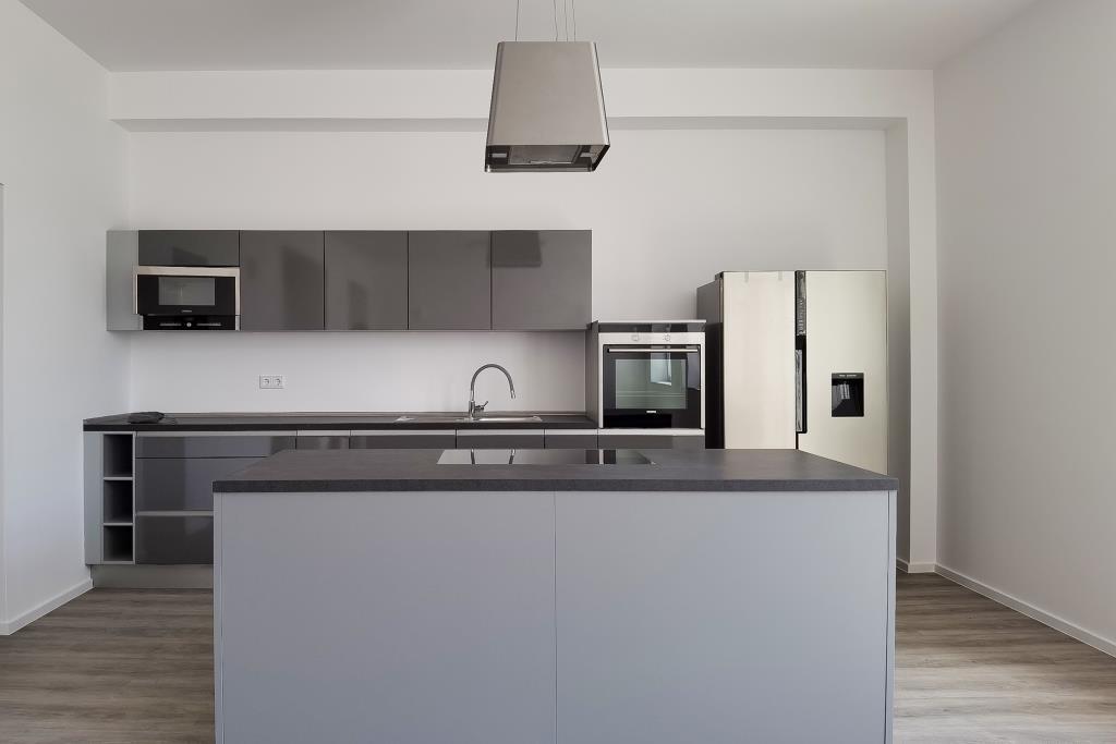 Offene Wohn-Küche