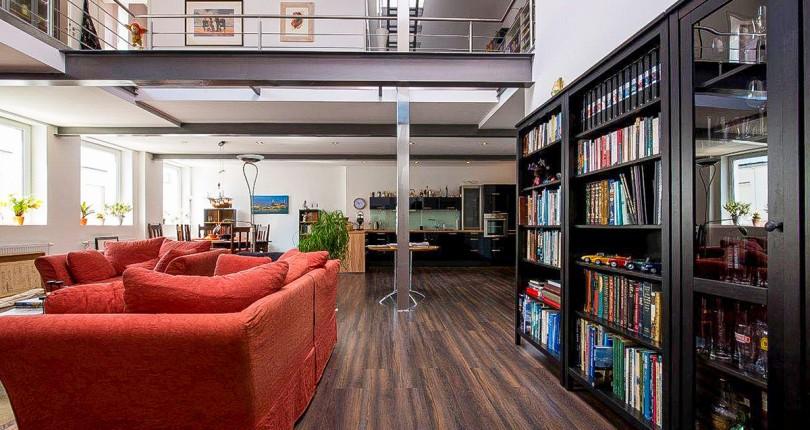 Loft-Wohnung mit 205 m² Wohnfläche im Binnerpark Neheim verkauft