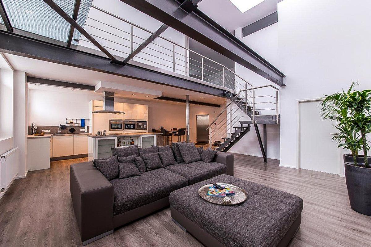 Loft-Wohnung mit 160 m² Wohnfläche im Binnerpark Neheim verkauft