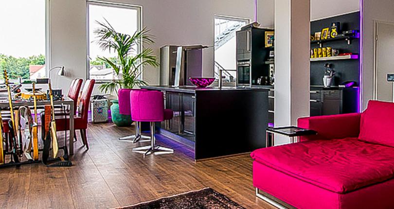 Loft-Wohnung mit 126 m² Wohnfläche im Binnerpark Neheim verkauft
